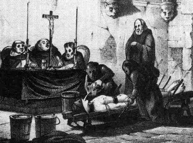 La Inquisición española TormentoDelAgua02