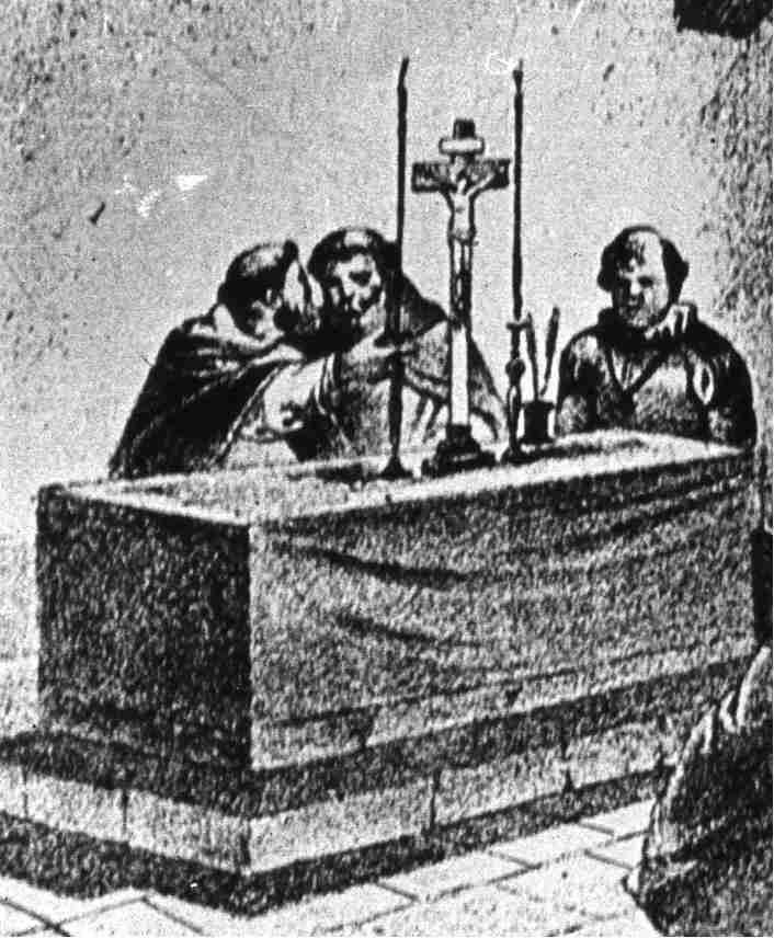La Inquisición española Tribunal02