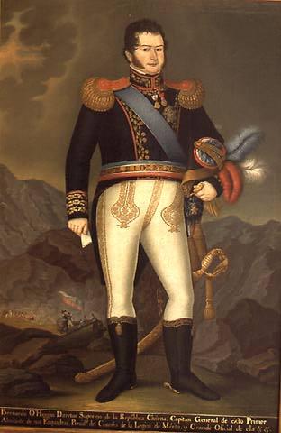 Bernardo O´Higgins